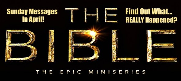 The Bible TV Series