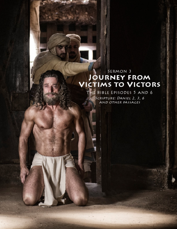 The Journey from Victims to Victors