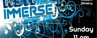 RSM Immerse Sundays at 11 am