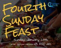 Fourth Sunday Feast- January 28th